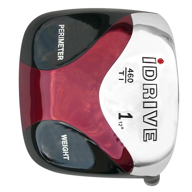 i-Drive Square Titanium Driver Head LH