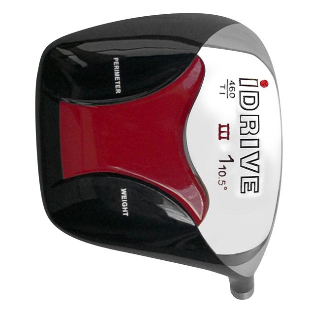 i-Drive III Titanium Driver Head LH