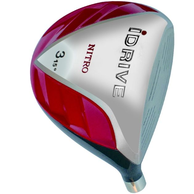 i-Drive Nitron Fairway Wood Head