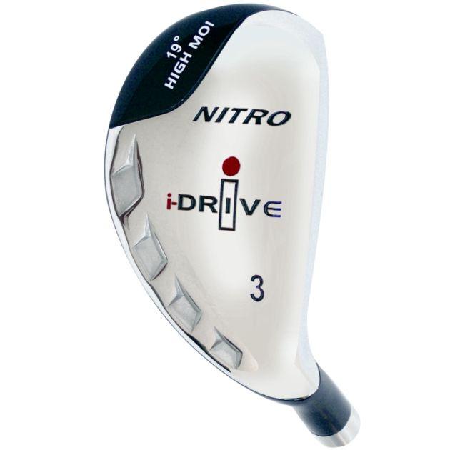 i-Drive Nitro Hybrid Head