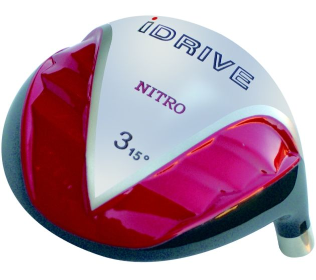 Custom-Built i-Drive Nitron Fairway Wood