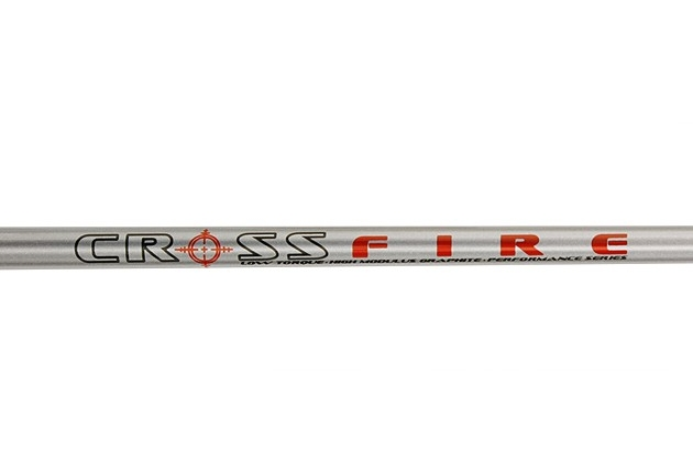 Graman Crossfire Graphite Silver Shafts