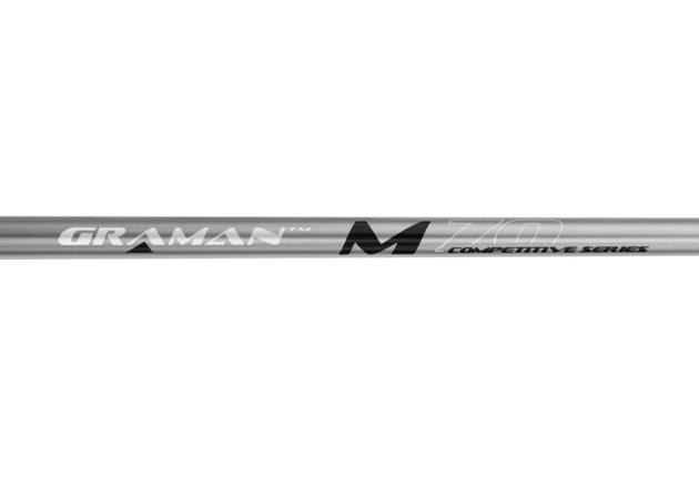 Graman Competitive Series M70 Graphite Silver