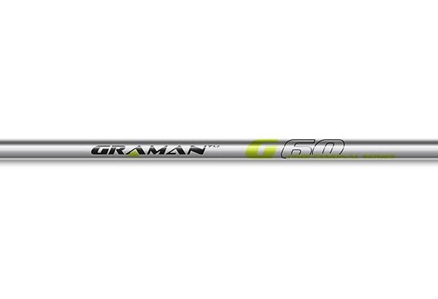 Graman Professional Series G60 0.350 Graphite Shaft