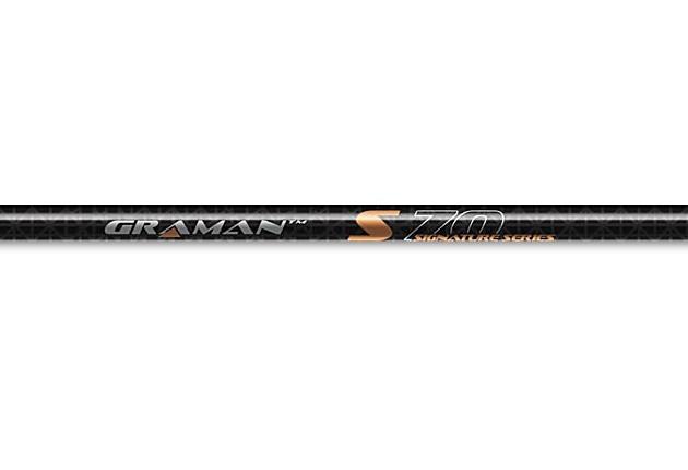 Graman Signature Series S70 Graphite Shaft