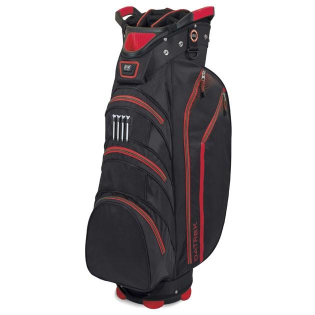 Datrek Lite Rider Cart Bag - Black/Red
