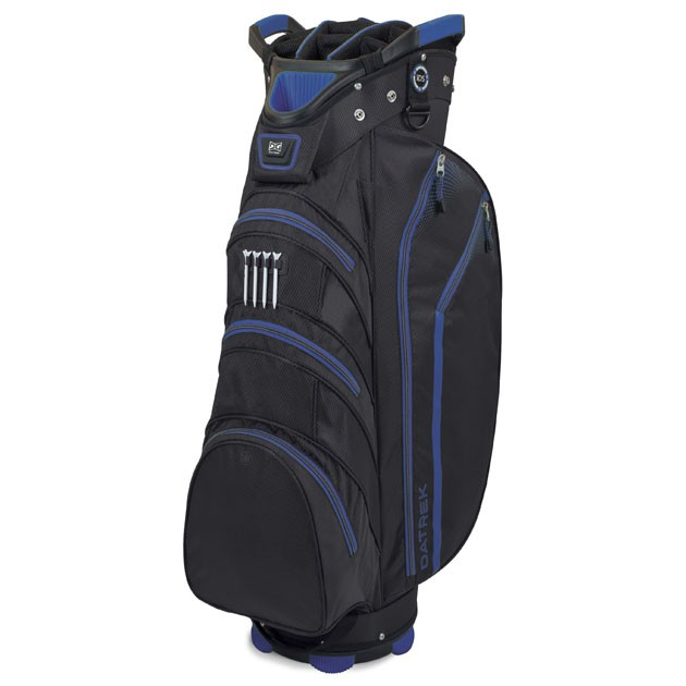 Datrek Lite Rider Cart Bag - Black/Royal