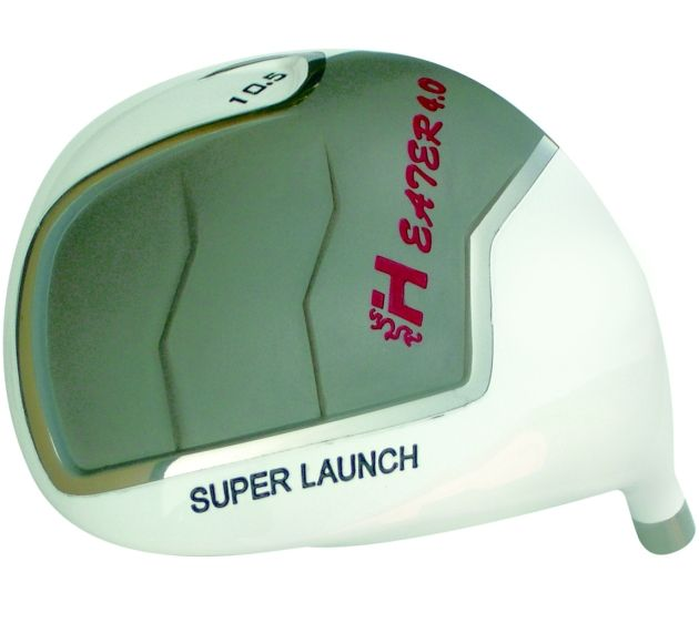 Heater 4.0 White Titanium Driver Head RH
