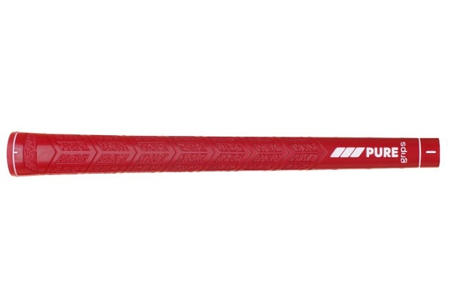 Pure Grips Midsize DTX Red