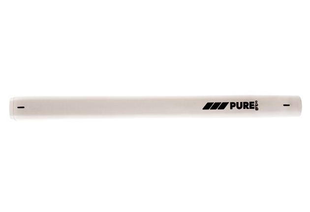 Pure Grips Classic Putter White