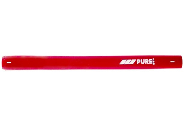 Pure Grips Classic Putter Red