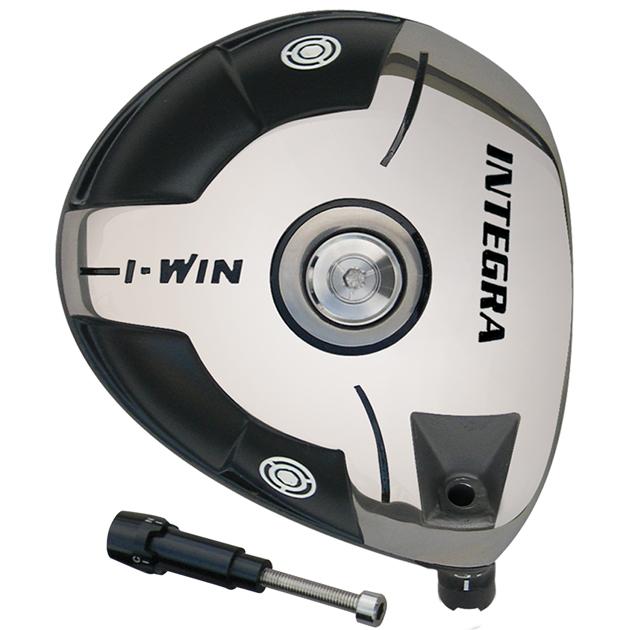 Integra i-Win Adjustable Titanium Driver Head