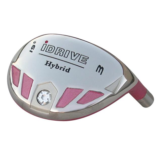 i-Drive Hybrid Head Pink