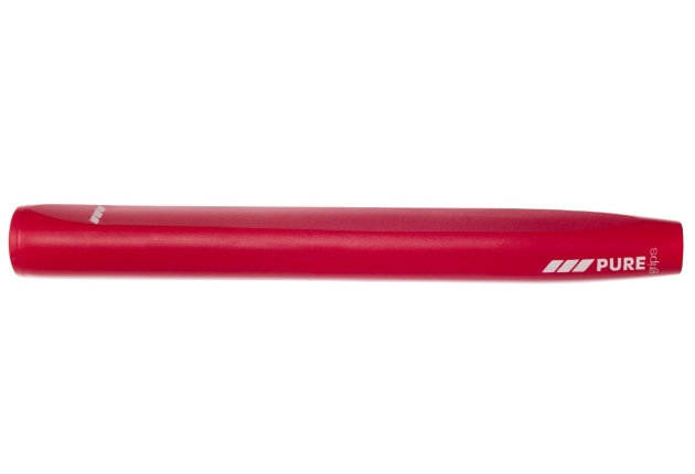 Pure Grips The Big Dog Oversize Putter Grip Red