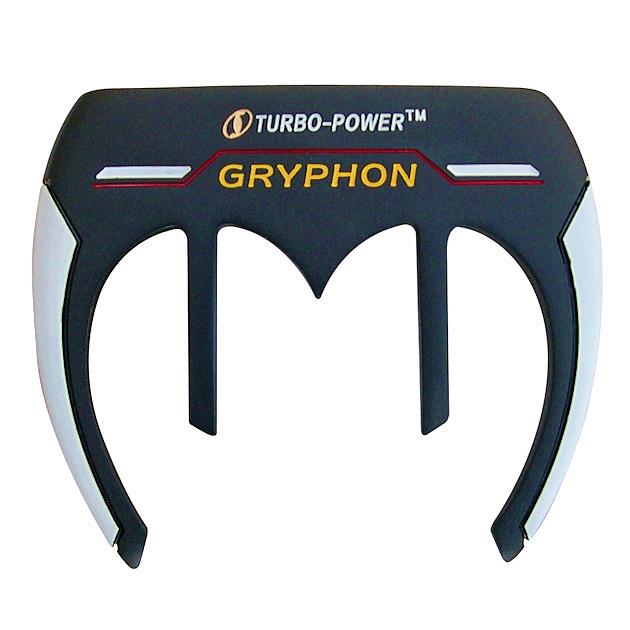 Turbo Power Gryphon Mallet Putter Head Left Hand