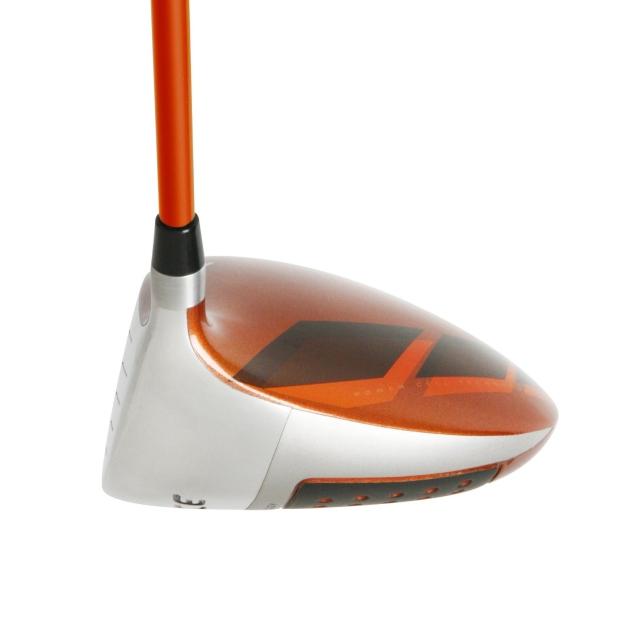 Nextt Solstice Built Orange Driver