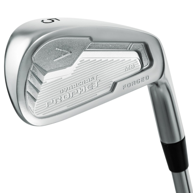 Custom-Built Dynacraft Prophet MB Forged Iron