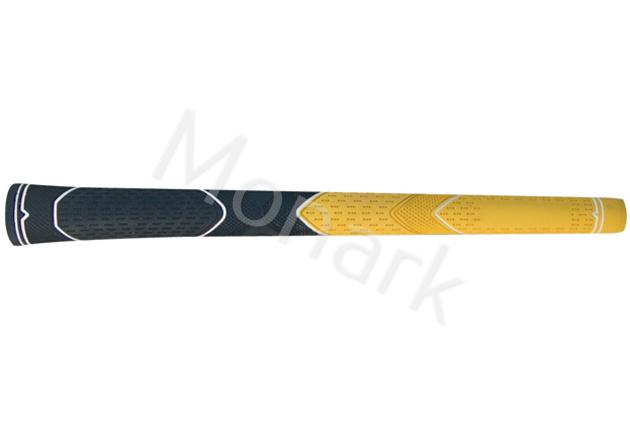 Pro Tour Dual Compound Black/Yellow Standard Grip