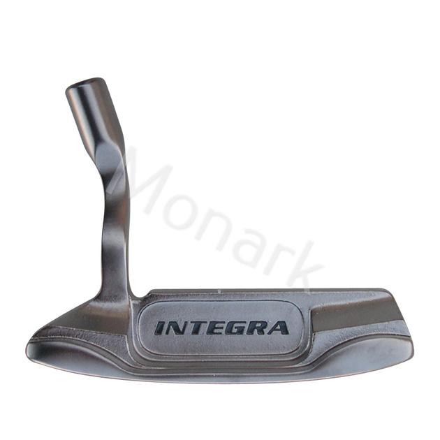 Integra Gun Metal Blade Putter Head