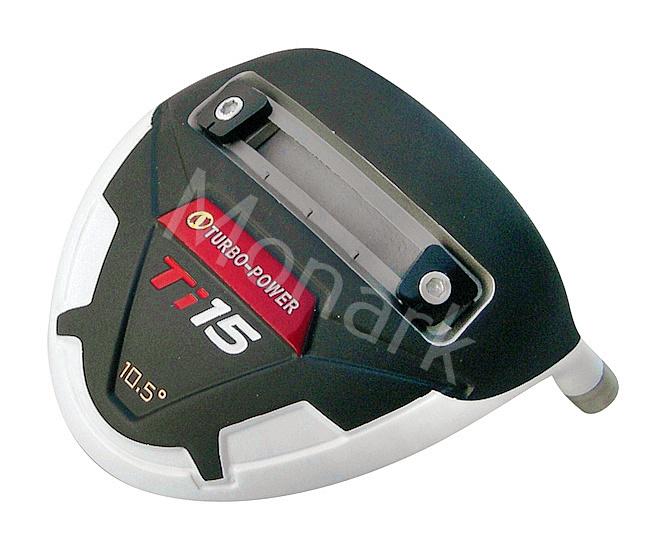 Turbo Power Ti-15 Titanium Driver Head