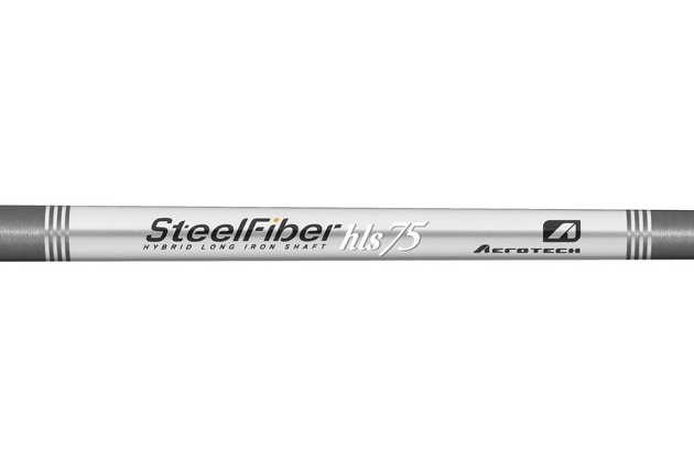 Aerotech SteelFiber hls880 Hybrid Graphite Shaft