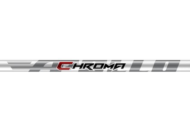 Apollo Chroma White Steel Shaft