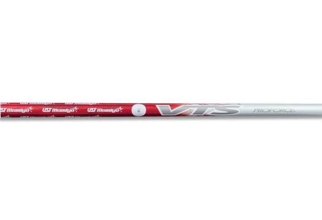 UST VTS Silver Graphite Wood Shaft