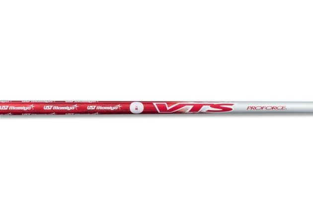UST VTS Silver-85 Graphite Hybrid Shaft