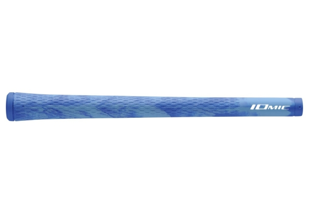 Iomic Sticky Camo Blue Grip