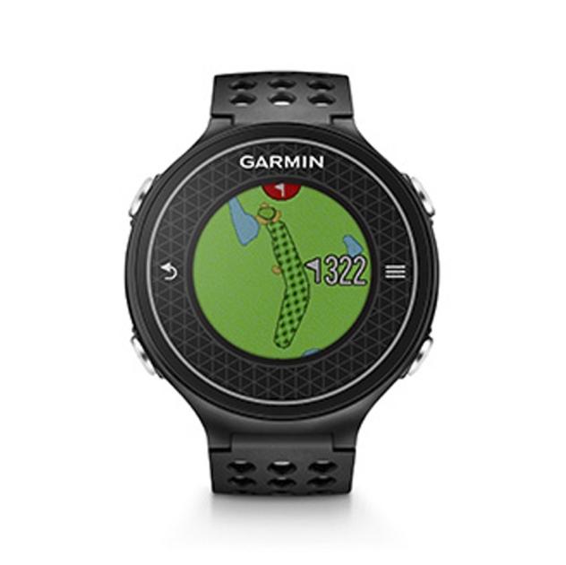 Garmin Approach S6 GPS Golf Watch - Black