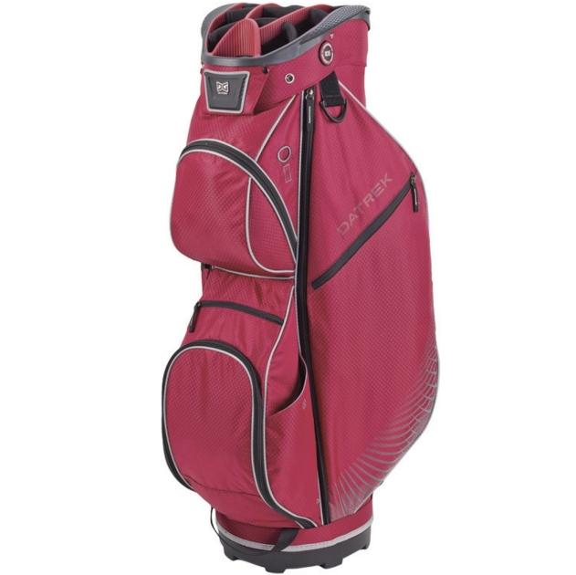 Datrek CB Lite Cart Bag - Red/Silver
