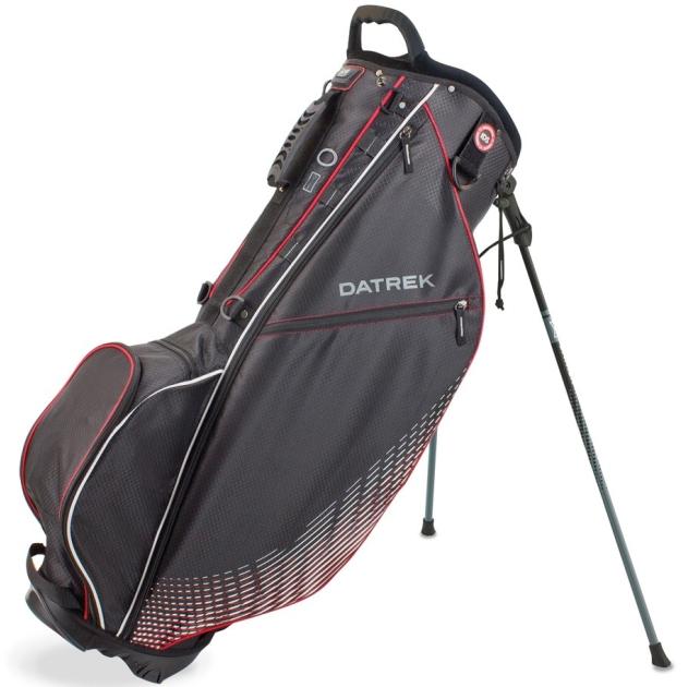 Datrek Go Lite Pro Stand Bag - Black/Red/White