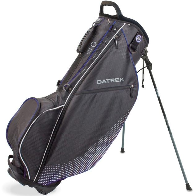 Datrek Go Lite Pro Stand Bag - Black/Royal/White