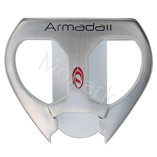 Custom-Built Armada-2 Mallet Putter