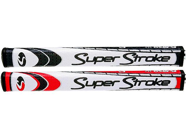 Super Stroke Flatso 1.0 Putter Grip - Red