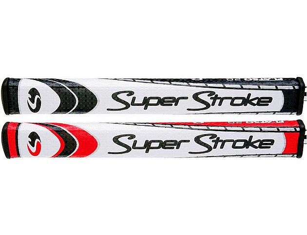 Super Stroke Flatso 2.0 Putter Grip - Red