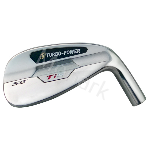 Custom-Built Turbo Power TiS Wedge