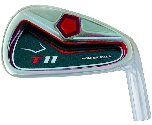T11 Power Back Iron Head