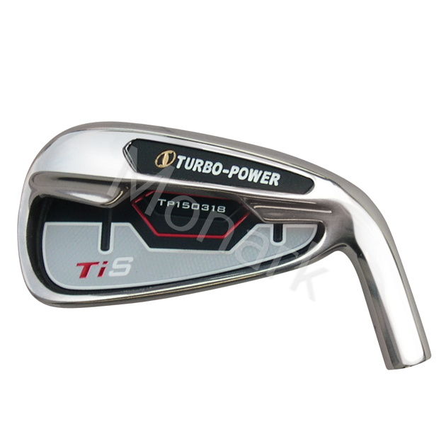 Built Turbo Power Ti-15 11-Club Set