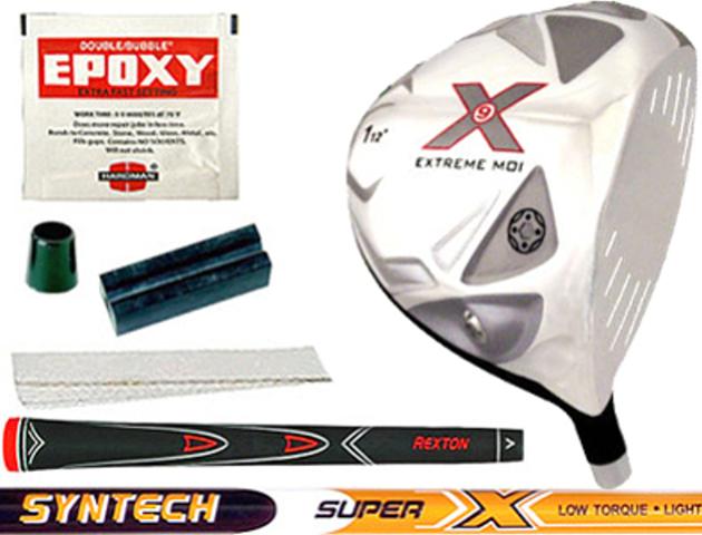 X9 Tri Extreme MOI Titan Driver Component Kit