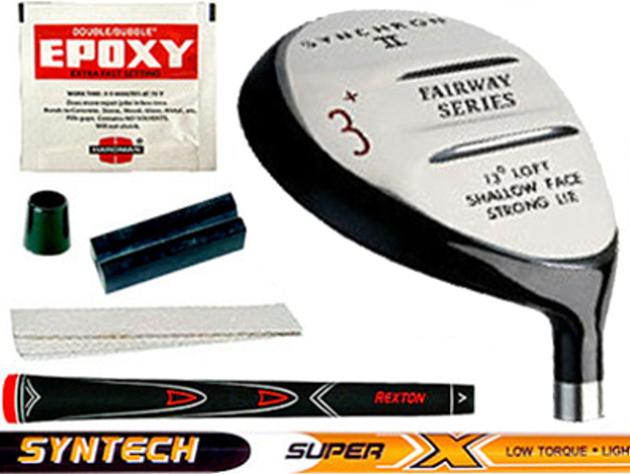 Snchron-II Fairway Wood Component Kit