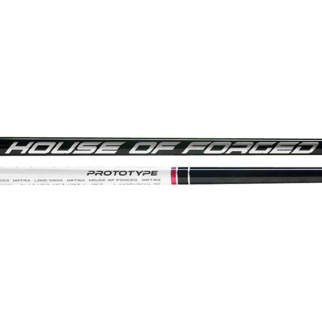 House of Forged Prototype Long Drive Graphite Golf Shaft