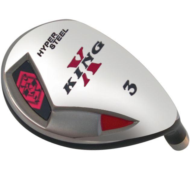 King-X Hybrid Head