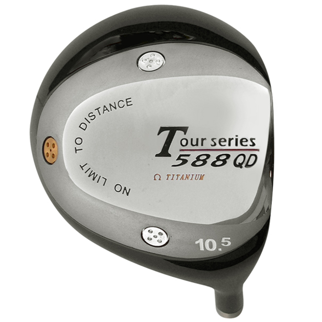 Tour Series 588QD Beta Titanium Driver Head Left Hand