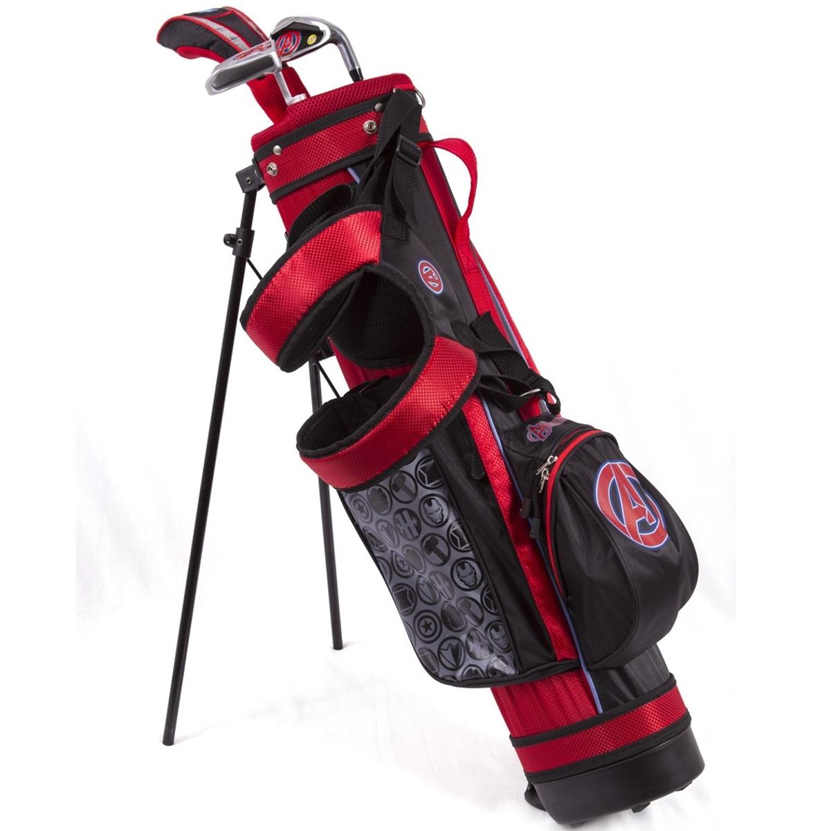 Marvel Avengers Junior Golf Set - 3-5 Years