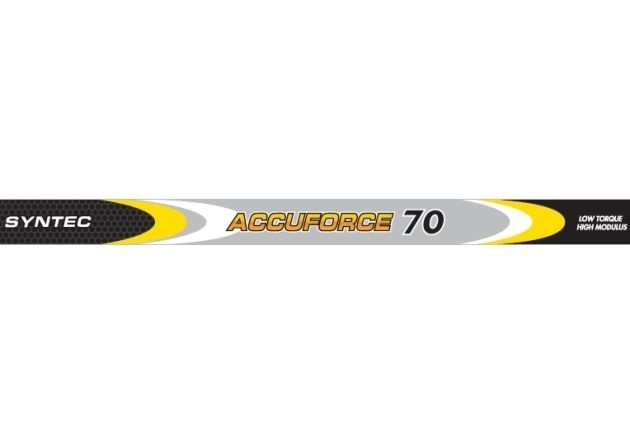 Syntec AccuForce 70 Graphite Shafts