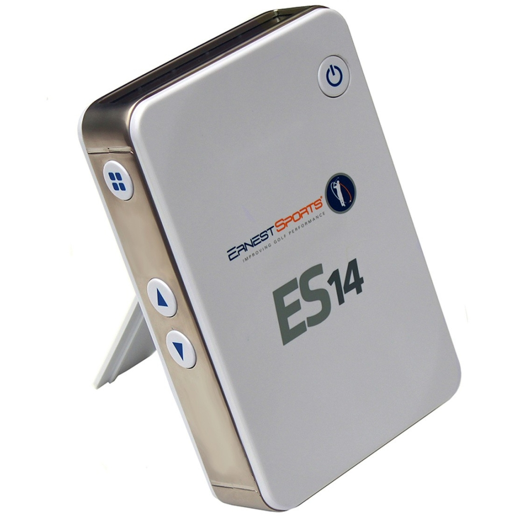 Ernest Sports ES14 Golf Launch Monitor - White