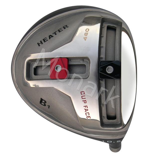 Custom-Built Heater B-1 Titanium Driver