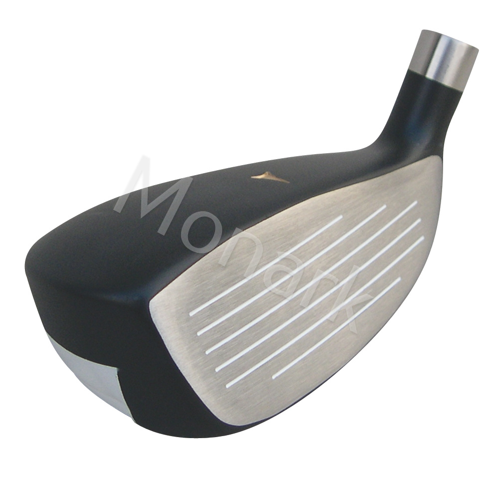 Custom-Built Turbo Power Mega-1 Hybrid / Iron Combo Set (8 Clubs)