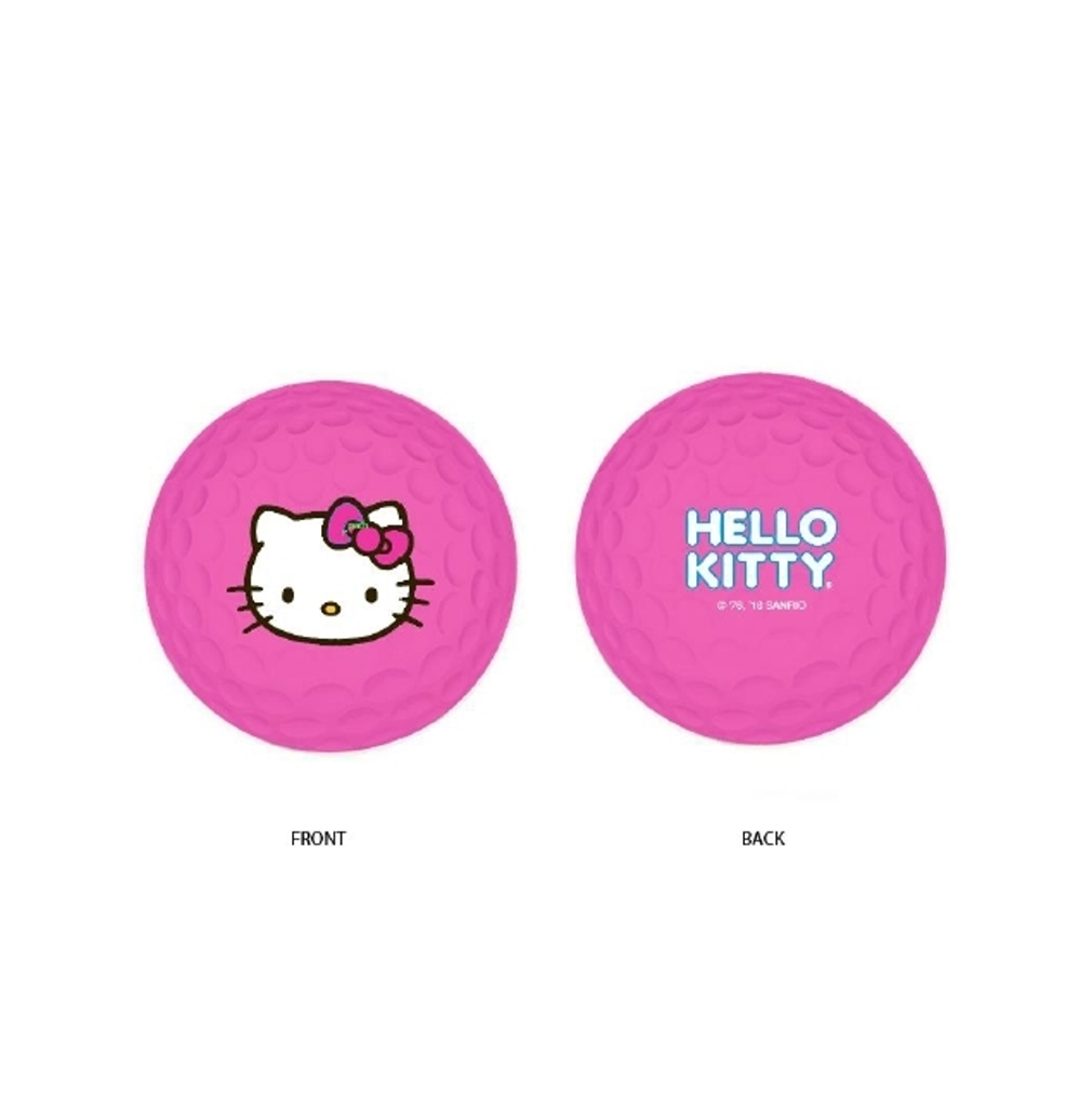 Hello Kitty Golf Balls - 6 Balls